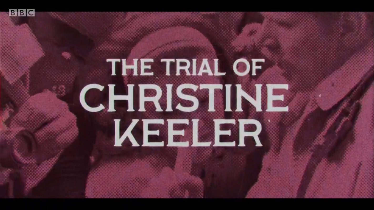 The Trial of Christine Keeler Banner
