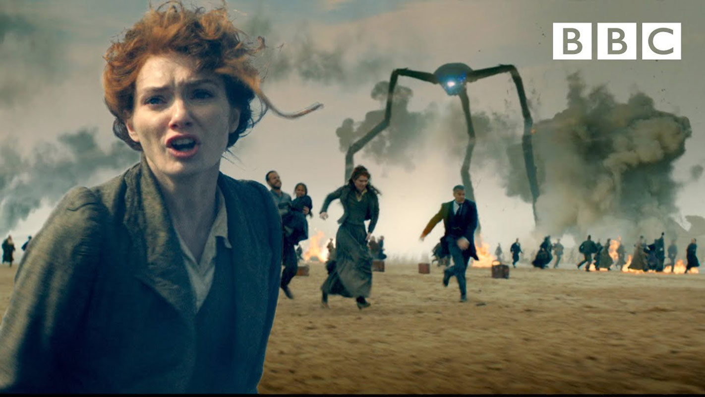 War of the Worlds BBC Banner